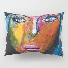 Powerful Woman Pillow Sham