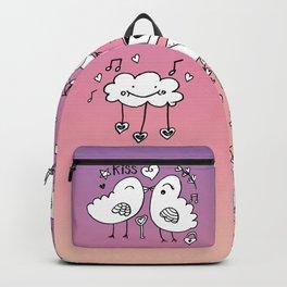 Love Doodles Backpack