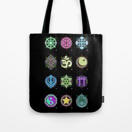 World Religions -- Group Tote Bag