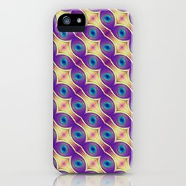 The Nuclei - Colorway 2 iPhone Case