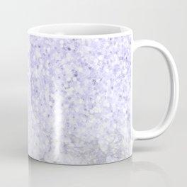 Ultra Violet Purple Marble Coffee Mug
