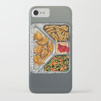 eat iPhone & iPod Cases featuring Eat Me by Rachel Caldwell