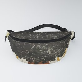 Black Art Matters Fanny Pack
