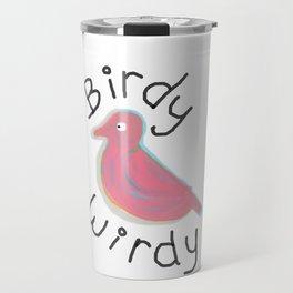 Birds Wirdy Travel Mug