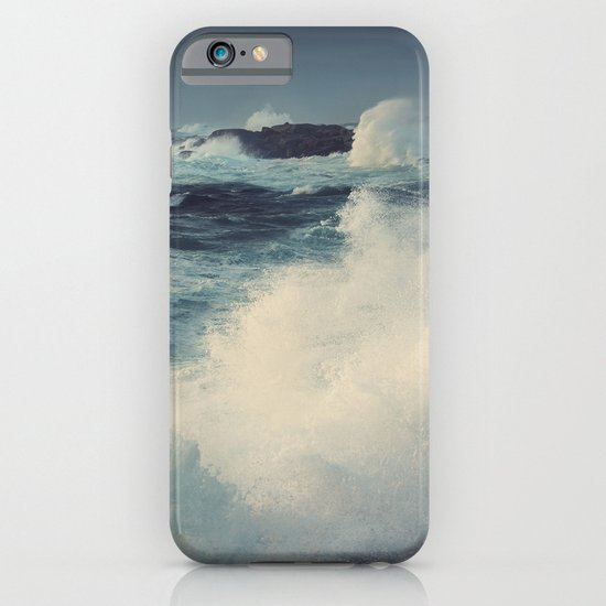 January Storm iPhone & iPod Case