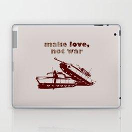 Make love, not war! Laptop & iPad Skin