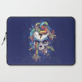 Strangely familiar Laptop Sleeve