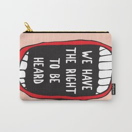 rights Carry-All Pouch