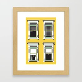 Nothing Like Home Framed Art Print