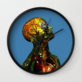 Let there always be me Wall Clock