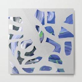 Fragmented Reality 1 Metal Print