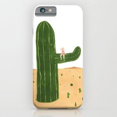 Cacti Princess iPhone 6s Slim Case