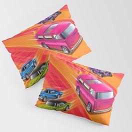Vintage Redline Hot Wheels Sweet Sixteen Era Trade Print Poster Pillow Sham