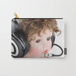 Interactive Doll Carry-All Pouch