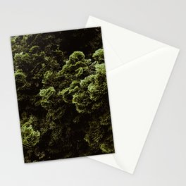 The Moss Pattern (Color) Stationery Cards