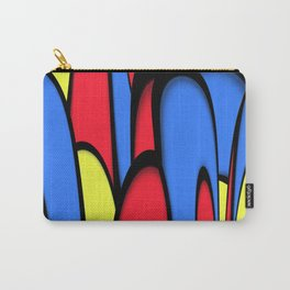 Comedy of Color Carry-All Pouch
