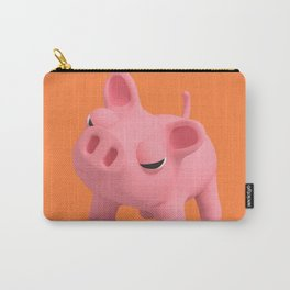 Ros the Pig is Angry Carry-All Pouch