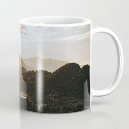 Hohenschwangau castle in Germany Coffee Mug