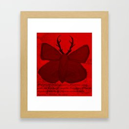 Stagerfly Framed Art Print