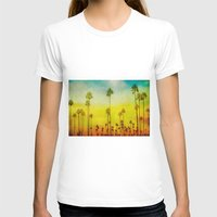 kerouac T-shirts featuring California Love by Honey Malek