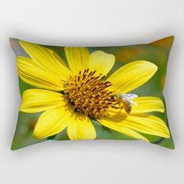 Pollination Rectangular Pillow