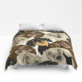 Doxie Nation Comforters
