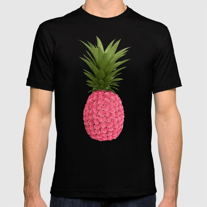 PINEAPPLE ROSES T-shirt
