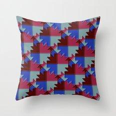 Geometrix 125 Throw Pillow