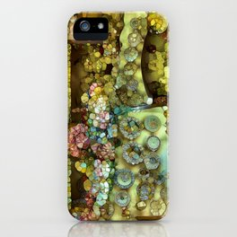 Baumgarten- ode to Klimt iPhone Case
