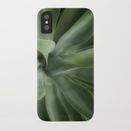 Dreamy Aloe iPhone Case