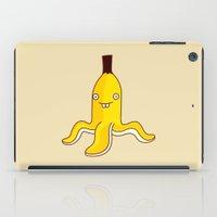 banana iPad Cases featuring Banana    by simon oxley idokungfoo.com