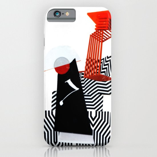 collage love :Monk iPhone & iPod Case