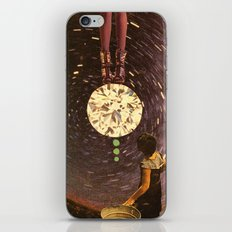 cosmic reign iPhone & iPod Skin