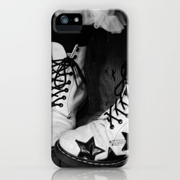 These Boots Were Made.... iPhone Case