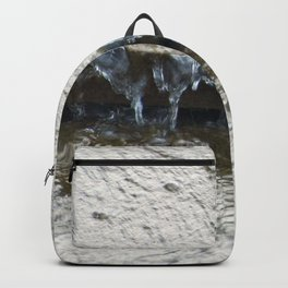 Water (Chipping Sparrow) Backpack