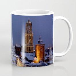 Winter in Utrecht Coffee Mug