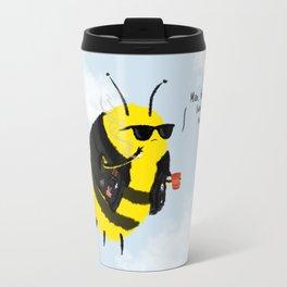 Festival Bees Travel Mug