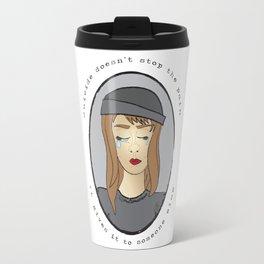 Suicide Sadness Travel Mug