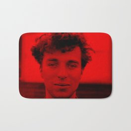 Charlie Chaplin - Celebrity (Photographic Art) Bath Mat