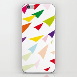 colored arrows iPhone Skin