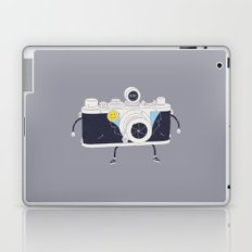 Old Skool Cam Laptop & iPad Skin