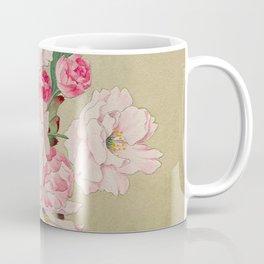 Fukurokuju - God of Longevity Cherry Blossoms Coffee Mug