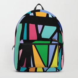 Stain Glass I Backpack