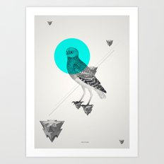 Archetypes Series: Wisdom Art Print