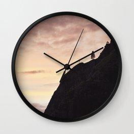 The Ella View Wall Clock