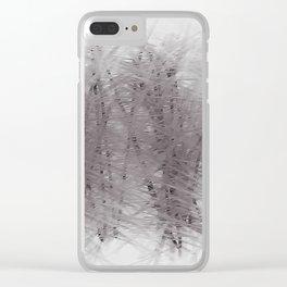 PiXXXLS 237 Clear iPhone Case