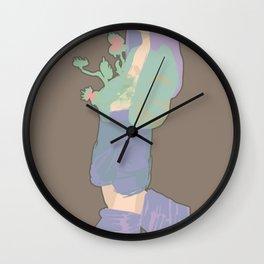 Venus FlyTrap Wall Clock
