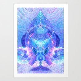 Pleiadian Art Prints | Society6