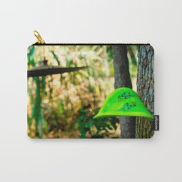 Disc Golf Bending but always coming back for more. Carry-All Pouch