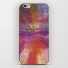 Explosion iPhone & iPod Skin